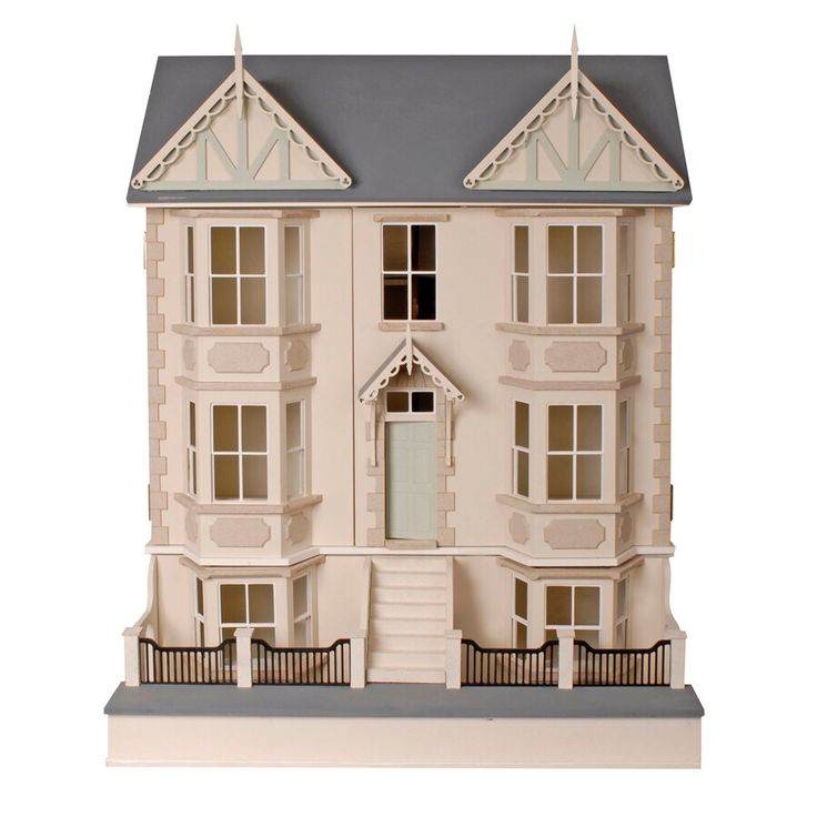 Cedaru0027s Dolls House Kit, Dolls House Kits Scale, From Bromley Craft  Products Ltd.