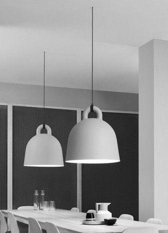 BELL hanglampen voor boven de tafel