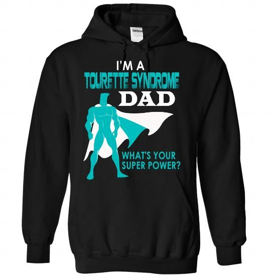 Super - Tourette Syndrome - #white shirt #tshirt print. THE BEST => https://www.sunfrog.com/LifeStyle/Super--Tourette-Syndrome-5970-Black-Hoodie.html?68278