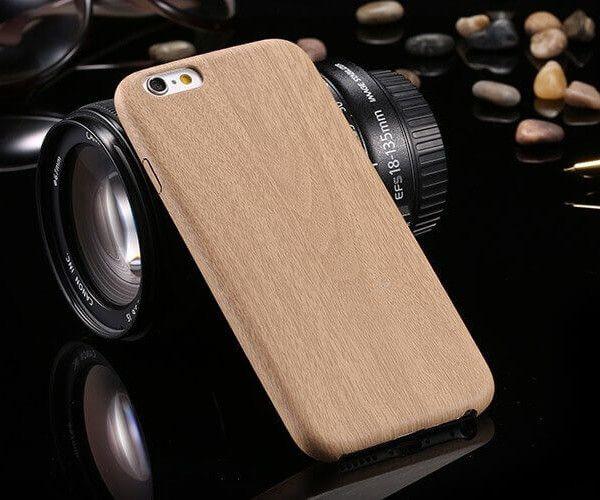 Wood Pattern Phone Case #Freeshipping