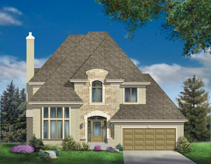 Les 65 meilleures images du tableau style d 39 architecture for Concevoir son propre plan de maison