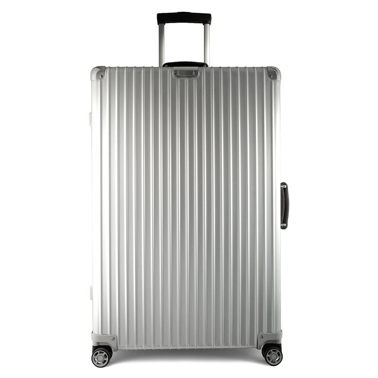 Rimowa - Classic Flight Four-Wheel Extra Large Suitcase 84.5cm - Silver…