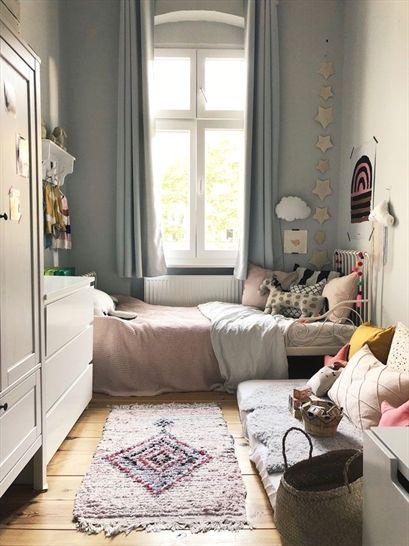 Kinderzimmer für eine 2 Jährige – Bunt, kinngerecht und unglaublich stylisch! #kidsRooms