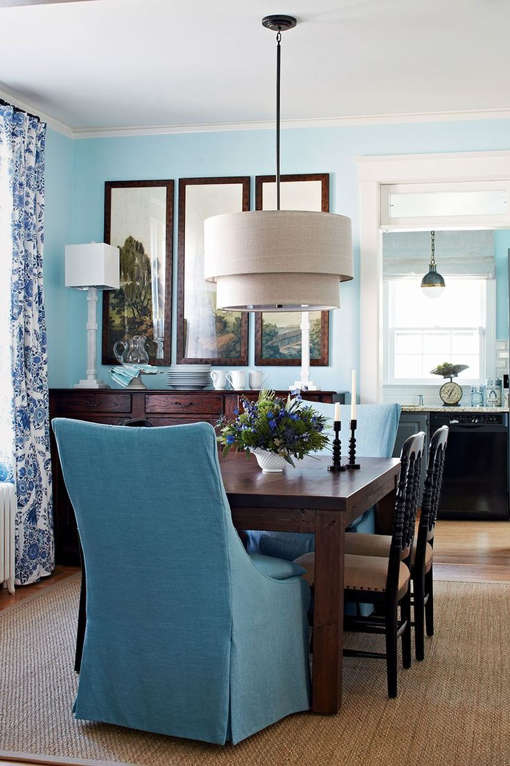 QA With Blogger And Interior Designer Lauren Leiss Turquoise Living RoomsBlue Dining