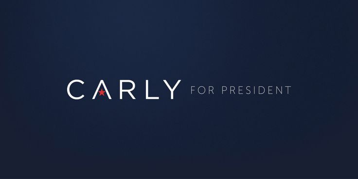 The official website Carly Fiorina for President 2016. Meet Carly and learn about why she is running for President