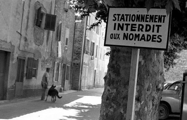 Atelier Robert Doisneau | Galeries virtuelles des photographies de Doisneau - Gitans