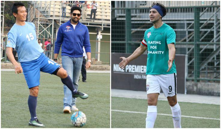 Abhishek Bachchan, Dino Morea come ahead for Football Premier League