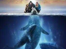 15 augustus 2013: Wonder. Foto: Vastberadenheid en liefde door een ietwat onwaarschijnlijk samengestelde groep mensen zorgt voor het miraculeus overleven van een groep walvissen in Big Miracle (2012). (Met o.a.  Drew Barrymore als Rachel Kramer en Ted Danson als J. W. McGraw