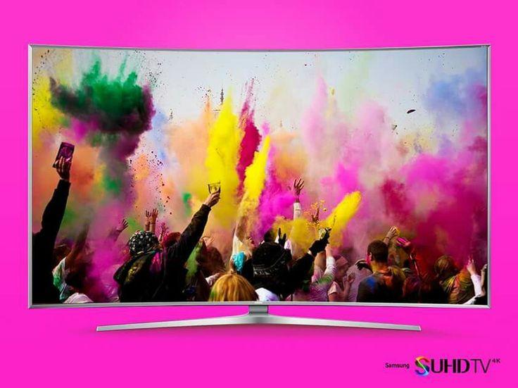 Samsung SUHD SmartTV Television