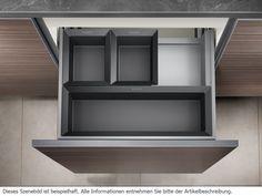 Blanco Select 60/3 Orga Einbau Abfallsammler Kunststoffeimer Schublade Mülleimer: Amazon.de: Küche & Haushalt