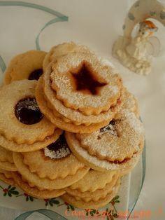 Biscuiti fragezi cu dulceata (untura) @Candice Wilson't boil an egg