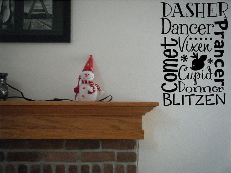 Best Vinyl Images On Pinterest Vinyl Wall Decals Vinyl - Custom vinyl wall decals christmas