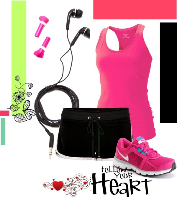 """Pink Lady"" by ailee87 on Polyvore"