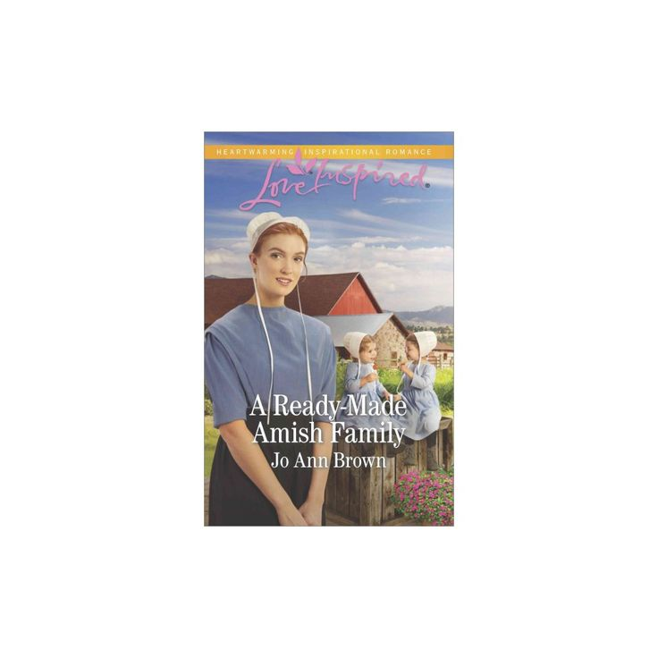 Ready-Made Amish Family (Paperback) (Jo Ann Brown)
