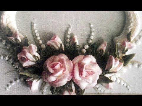 ▶ How To Make Buttercream Roses - YouTube