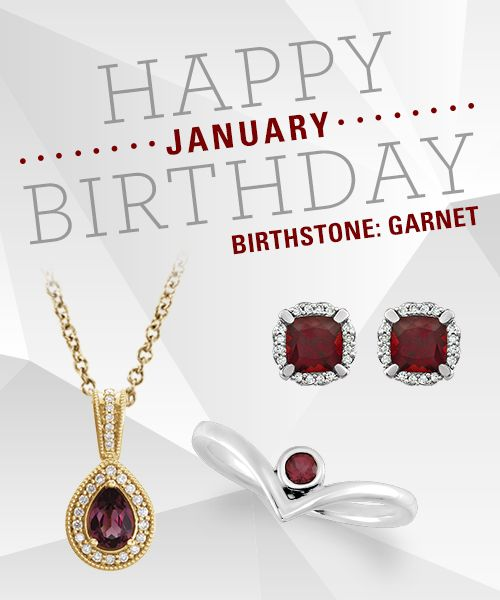 Happy Birthday January Babies!   Click through to shop. #HowIStuller
