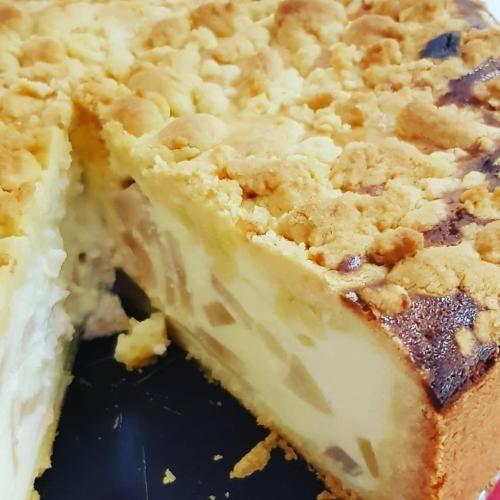 Quarkkuchen Mit Streuseln Betty Bossi In 2020 Lebensmittel Essen Dessert Ideen Backrezepte