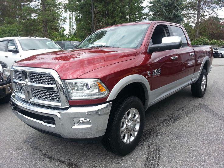 2013 Ram 3500 Laramie CREW CAB FULLY LOADED
