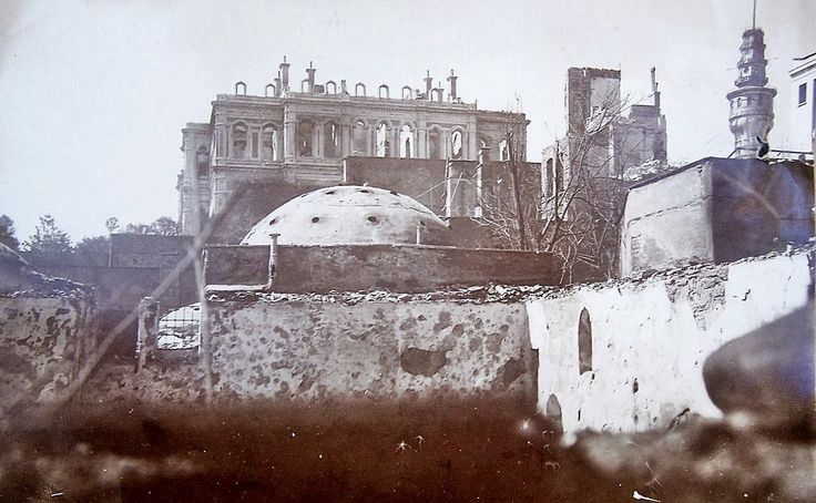 Ali Paşa Sarayı ve Merdivenli Hamam / Mercan http://ift.tt/2nABqth