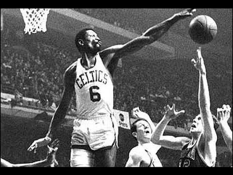 Bill Russell (AMAZING BASKETBALL NBA DOCUMENTARY)