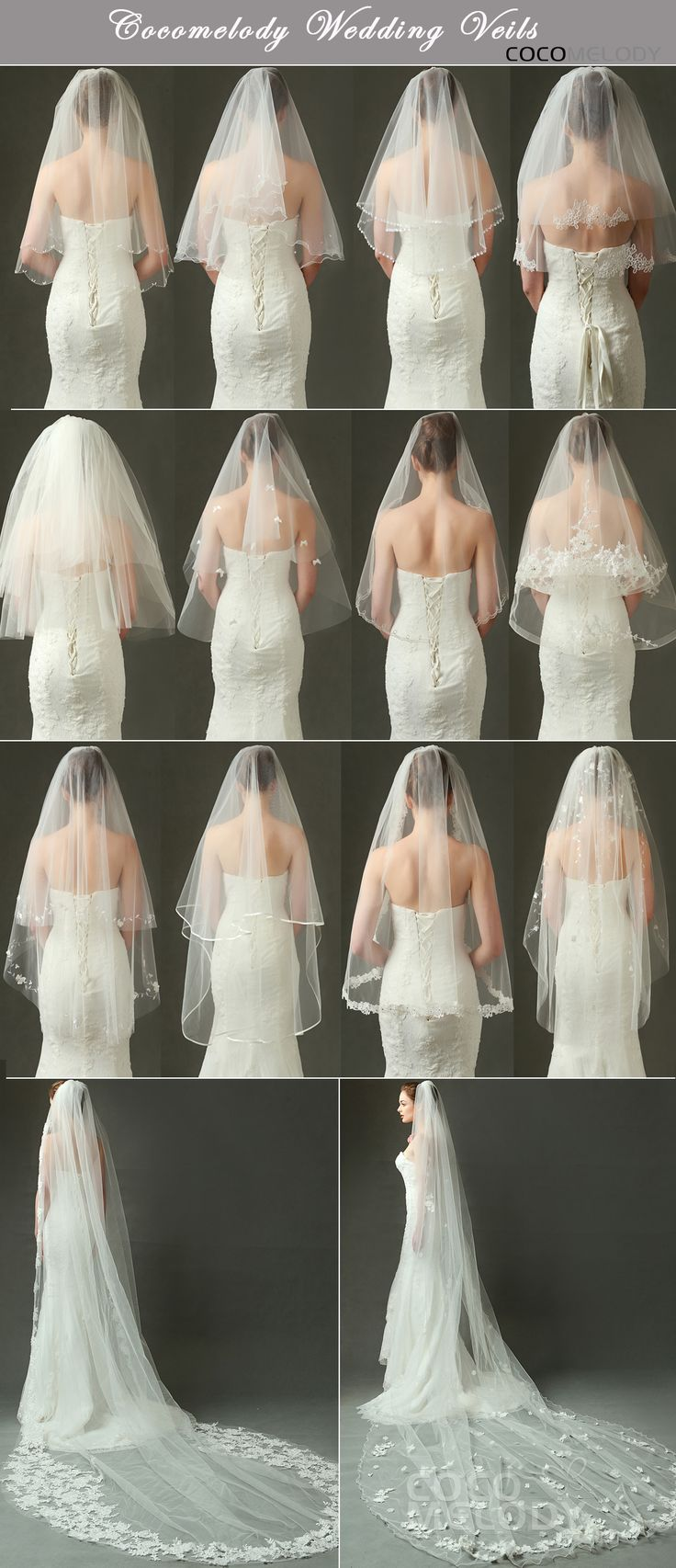 Wedding fashion veils . #wedding #weddingessentials #weddingaccessories…