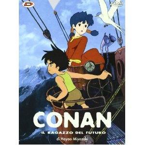 Conan - Il Ragazzo Del Futuro - Serie Completa (Eps 01-26) (4 Dvd)