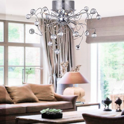 Chandeliers Crystal Modern Design Living 9 Lights - AUD $137.00 ! HOT Product! A hot product at an incredible low price is now on sale! Come check it out along with other items like this. Get great discounts, earn Rewards and much more each time you shop with us!