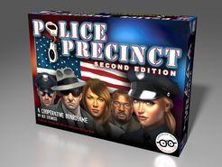 Police Precinct | Board Game | BoardGameGeek