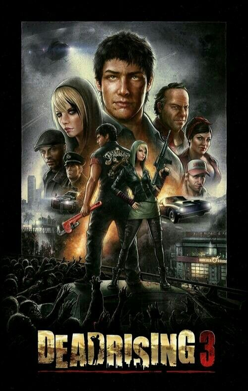 Dead Rising 3: aka my favourite