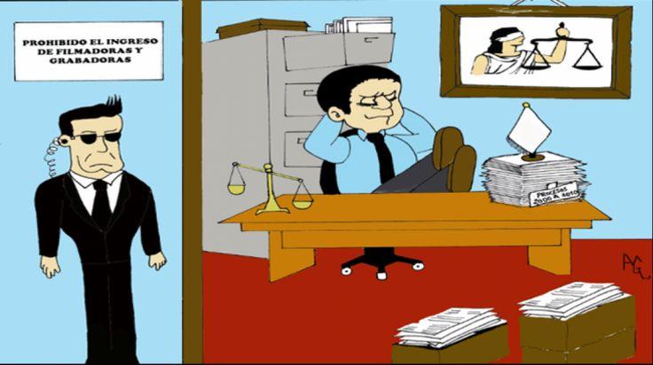 Resultado de imagen para jueces corruptos