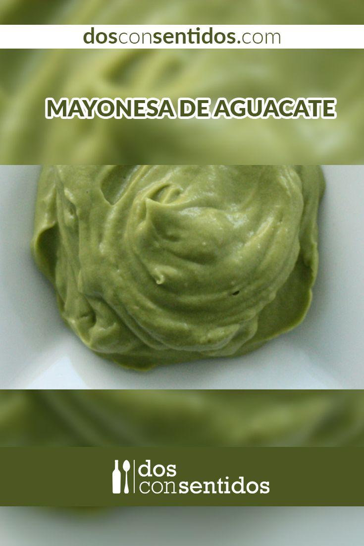 ¡Un reemplazo vegano de la mayonesa casera! En esta receta el aguacate reemplaza perfectamente bien a las yemas, dando como resultado una salsa ligera, perfecta para un sánduche de vegetales o unos nachitos... para darle un poco más de textura, puedes picarle la parte verde de una cebolla junca o larga, o inclusive un poco de cebolla y cilantro.