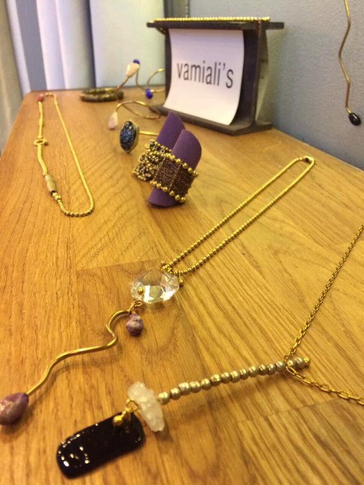 New arrivals by Sofia Vamiali Jewellery at B38!