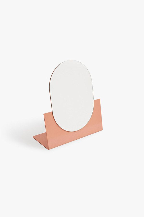 Mirror by the Belgian brand Hausmerk | via @aesencecom | Minimal Objects and Things