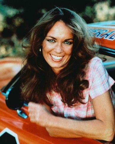 Catherine Bach on dukes of hazard | Catherine Bach - The Dukes of Hazzard Photo at AllPosters.com
