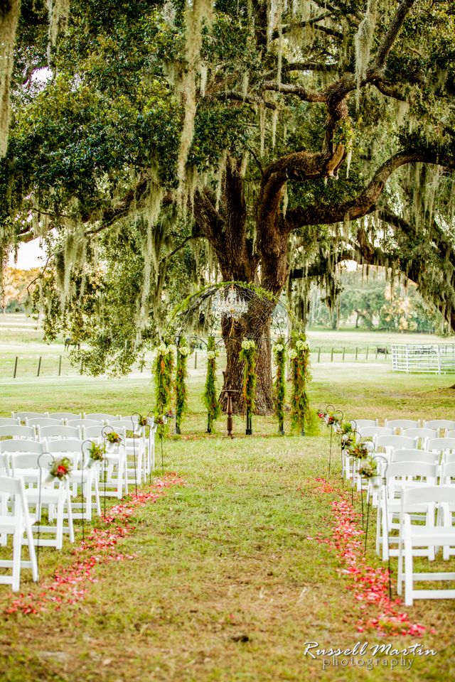 Lakeside Ranch At Inverness FL Central Florida Wedding Venues