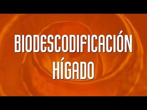 (241) HIGADO - BIODESCODIFICACIÓN - YouTube