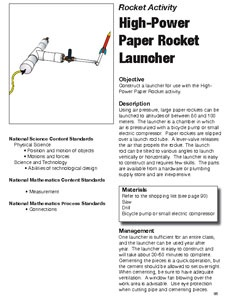 soda bottle rocket launcher instructions