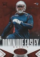 2014 Certified Red #122 Dominique Easley - New England Patriots 151/249