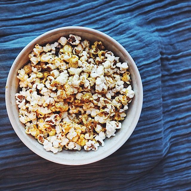 Holistic Pot Popped Popcorn via @feedfeed on https://thefeedfeed.com/popcorn/chloescountertop/holistic-pot-popped-popcorn
