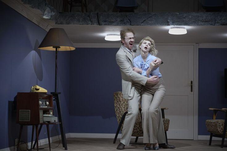 Posedlost - Divadlo Na zábradlí