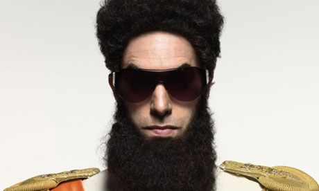 Dictaors: Good Movies, Dictator S Sacha, Dictator Speaks, Ticket, Banned Sacha, Baron Cohen, Sacha Baron