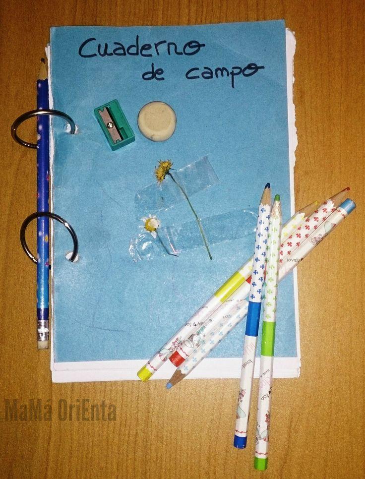 Cuaderno de campo ideal para disfrutar y aprender jugando - Housse de coussin 65 65 ...