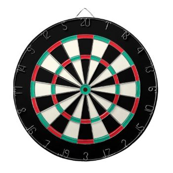 Classic Dart Board #customizable #game #room #house #party #wall #decoration #custom #dart #board #college #dorm #furnishings #office #decor #game #night #toys #and #games #classic #classic #traditional #classic #darts #classic #colors #classic #bullseye #classic #black #and #white #classic #vintage #toy #classic #game #classic #board #classic #design