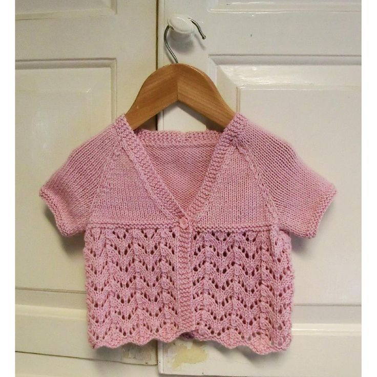 1000+ images about Sweaters ninas on Pinterest Knit baby sweaters, Knitted ...