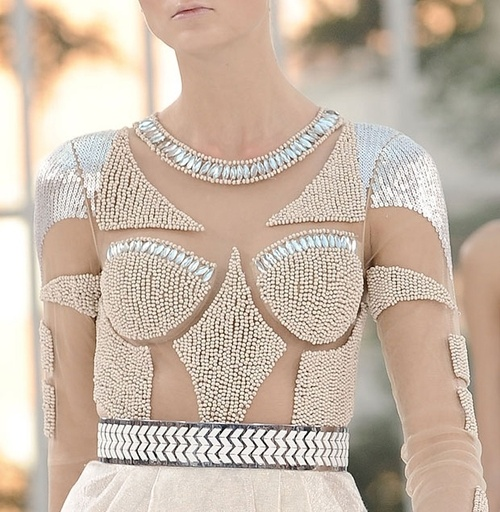Sass & Bide Dress. Amazing Beading