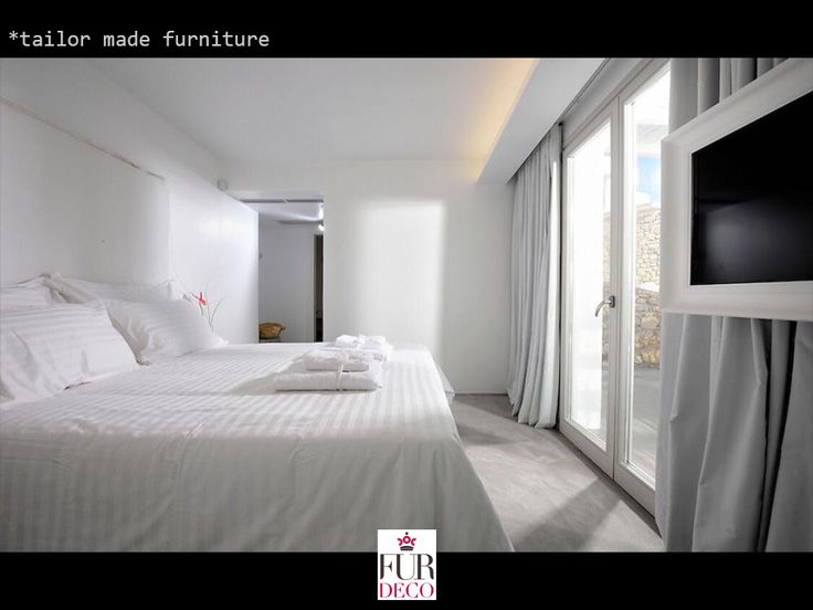 Fur Deco | interior tailor made furniture  #bed #bedroom #furdeco #tailormade #interiors #decoration
