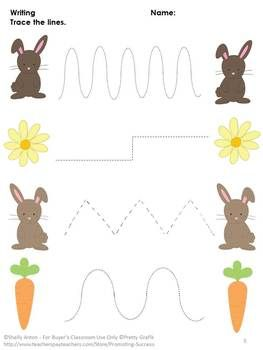 FREE!! Easter will be fun with this springtime bunnies freebie! You will receive three matching worksheets (no prep) along with answer keys. Enjoy!