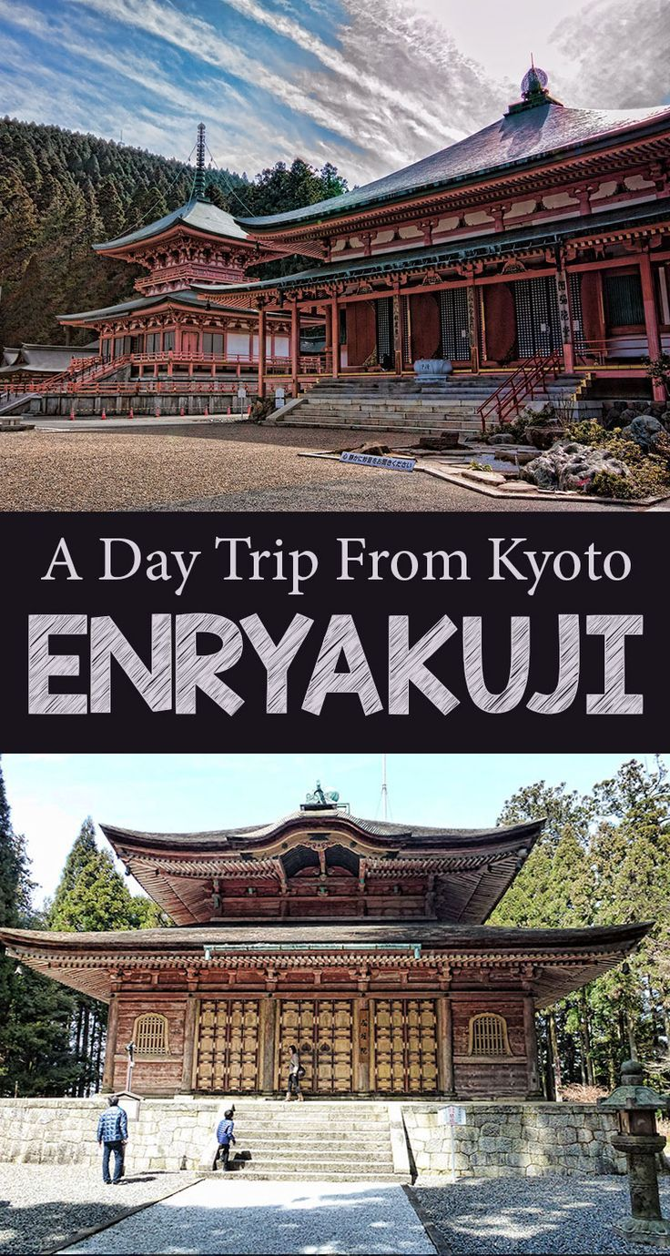 A day trip guide to Enryakuji from Kyoto, Japan: