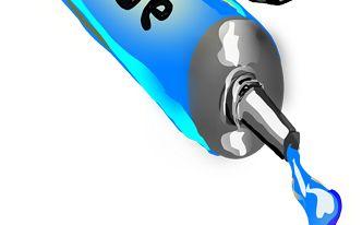 Quitar el pegamento de la ropa con vinagre - Trucos de hogar caseros