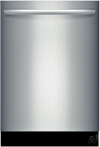 $900 Bosch SHX7ER55UC Fully Integrated Dishwasher with 15 ...